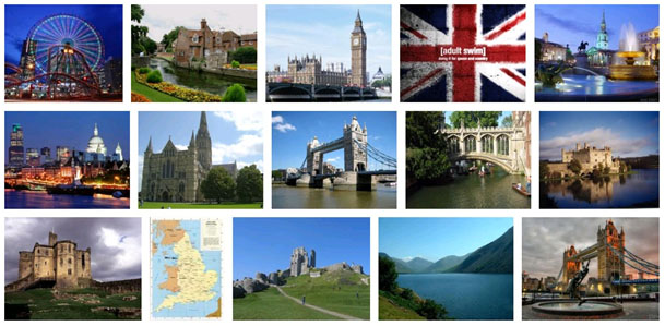 İngiltere Turist Vizesi